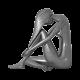 Chrome Statue