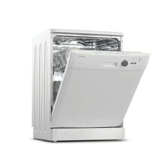 Arçelik 6031 3 Programlı Bulaşık Makinesi
